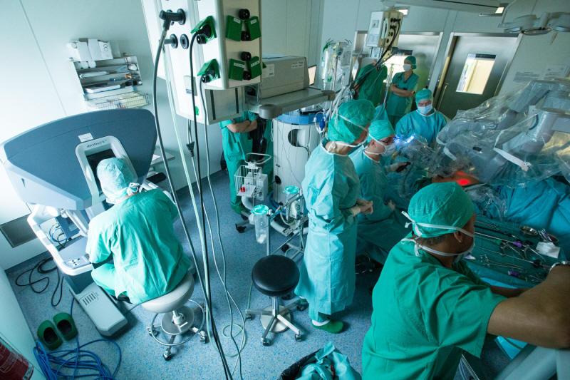 nachmittag op herzchirurge